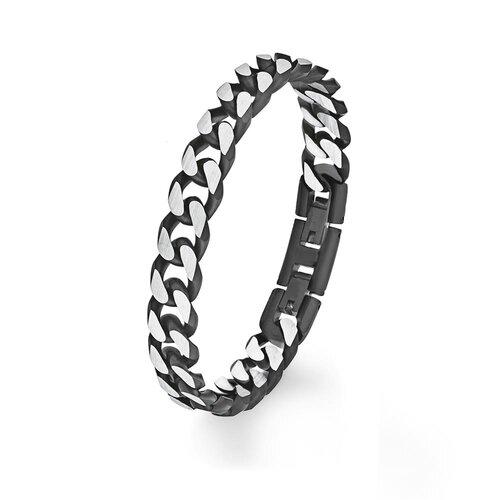 s oliver schmuck herren armband aus edelstahl o stein mode. Black Bedroom Furniture Sets. Home Design Ideas