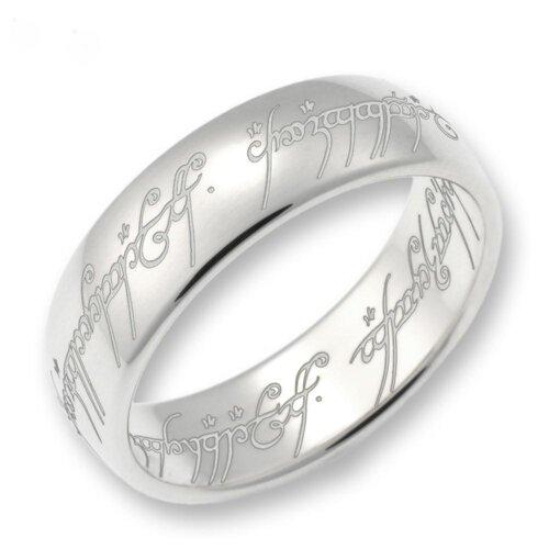a2952b4f47 Herr der Ringe/Hobbit Schmuck by Schumann Design der EINE Ring aus massivem  925 Silber ...