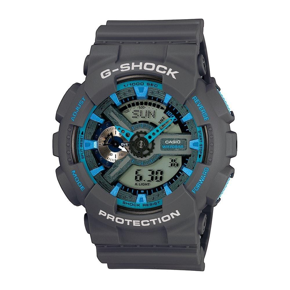 Casio Uhr G Herren 110ts Shock Armbanduhr Ga Resin 8a2er 5Aj34LcRq