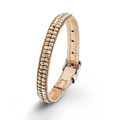 s oliver sale damen armband aus edelstahl gold. Black Bedroom Furniture Sets. Home Design Ideas