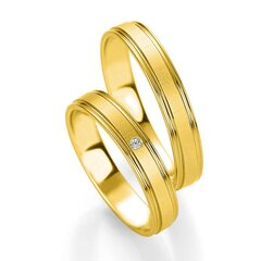 CORE by Schumann Design Trauringe/Eheringe aus 585 Gold (...