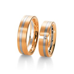 CORE by Schumann Design Trauringe/Eheringe aus 333 Gold (...